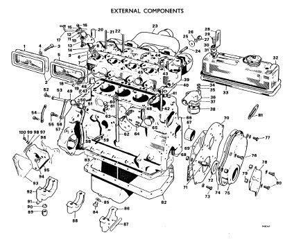 cav injector diagram lucas cav injection diagram farm machinery
