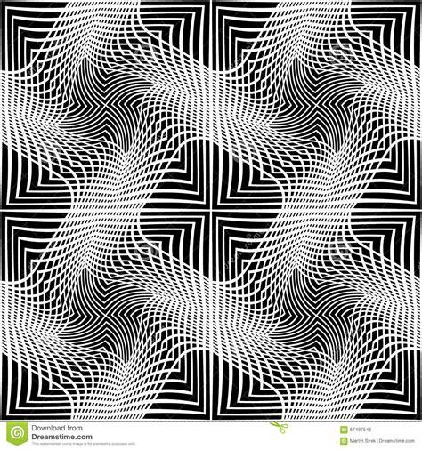 pattern black and white modern seamless black and white abstract modern line pattern
