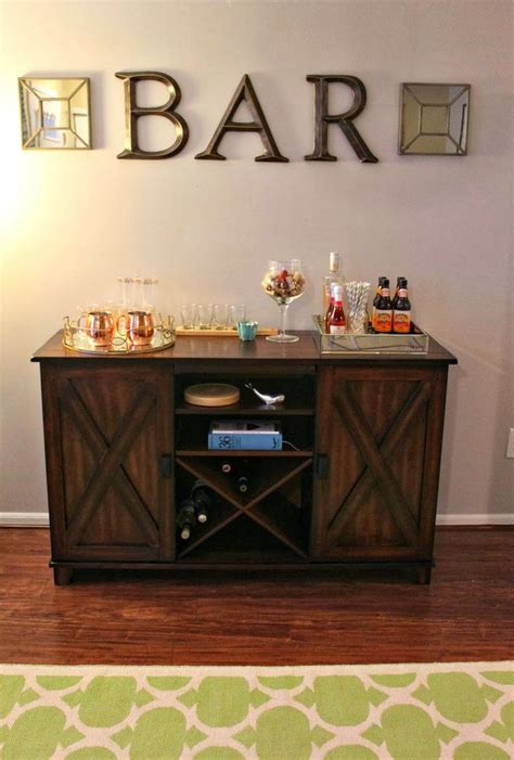 at home bar make an at home bar area world market buffet