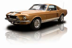 1968 Ford Mustang Shelby Gt500 1968 Ford Shelby Mustang Gt500 For Sale American Cars