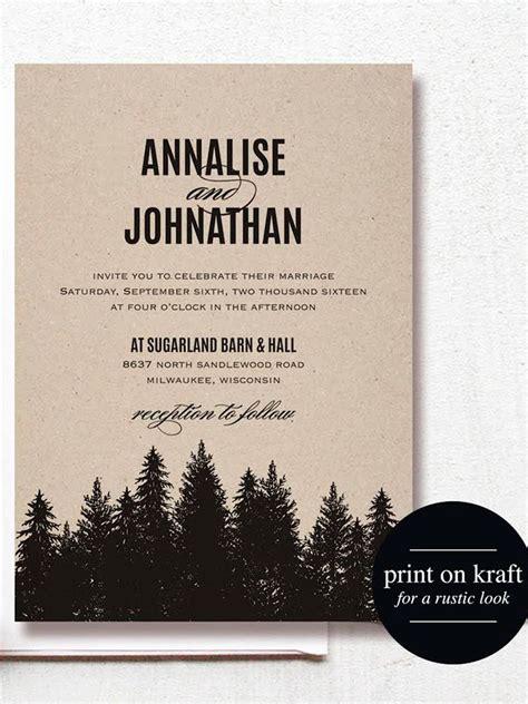 16 Printable Wedding Invitation Templates You Can Diy Wedding Invitation With Photo Templates