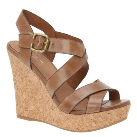 Brown Wedges Shoes brown wedge sandals my style