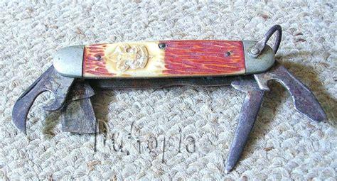 vintage boy scout pocket knife vintage boy scout pocket knife with broken blade ebay