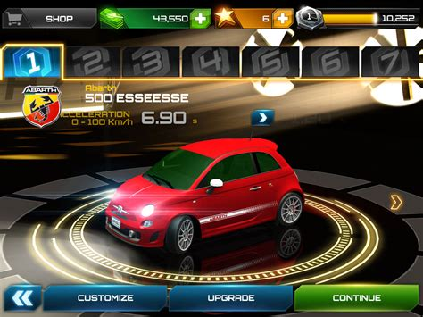asphalt 7 heat car selection obama pacman