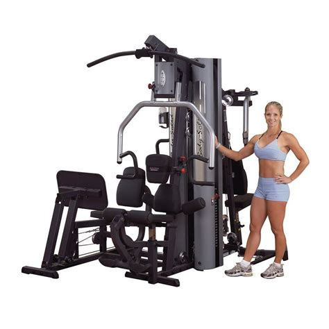 solid g9u multi station multi gyms equipment