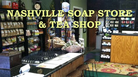 The Handmade Shop - nashville soap store and tea bar