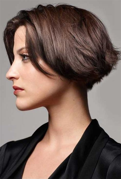 best short haircuts for brown hair on women over 60 20 best short brown haircuts short hairstyles 2017