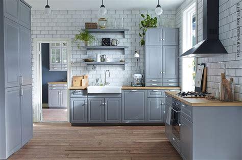 ikea keukens uitverkoop great mooi keuken ikea bodbyn tegels tot aan het plafond