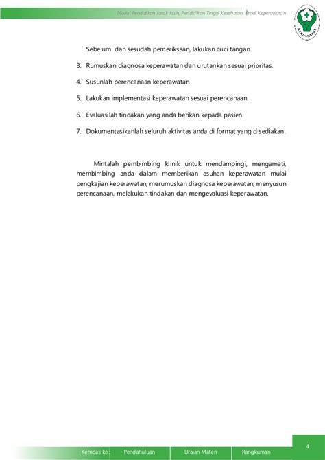 artikel format asuhan keperawatan asuhan keperawatan gagal ginjal kronik