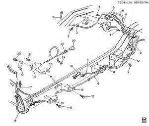 Brake Line Diagram 2000 Chevy Blazer Chevy K1500 Wiring Diagram Chevy Get Free Image About