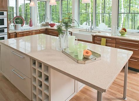 Countertop Types by Best 25 Quartz Countertops Cost Ideas On