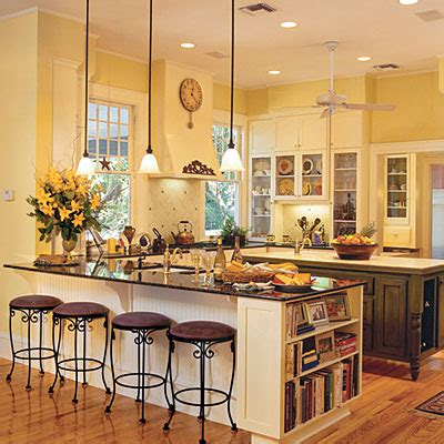 yellow kitchen with white cabinets 5 amazing kitchen color ideas to spice up your kitchen