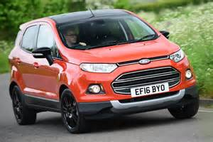 Ecosport Ford New Ford Ecosport Titanium S 2016 Review Auto Express