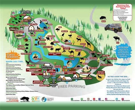 zoo map zoo map images search