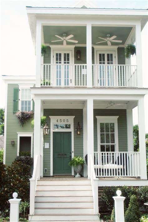 new orleans style home plans green cottage living shot gun house in new orleans