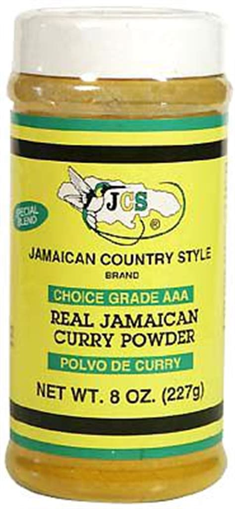 Jamaican Country Kitchen by Regular Curry Powder 8oz Jamaican Recipe Curry Spice