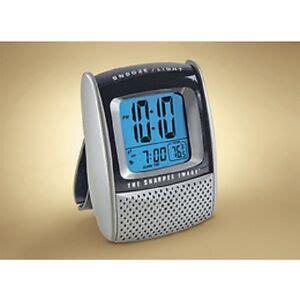 sharper image clock ebay