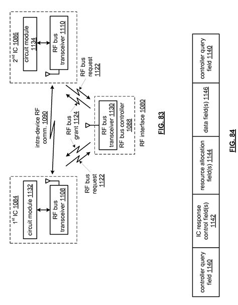 integrated circuit rfid patent us7965191 rfid integrated circuit with integrated antenna structure patents