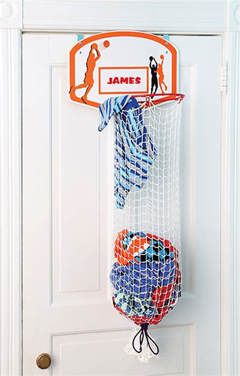 bedroom basketball hoop this basketball hoop clothes her lets kids pretend they