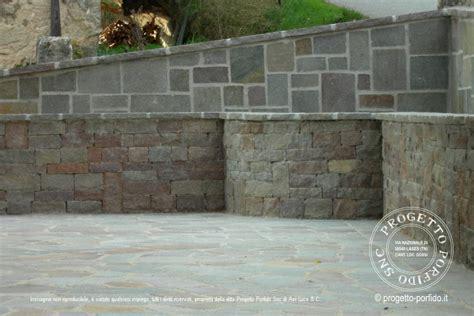 piastrelle per muri esterni rivestimento muri progetto porfido snc