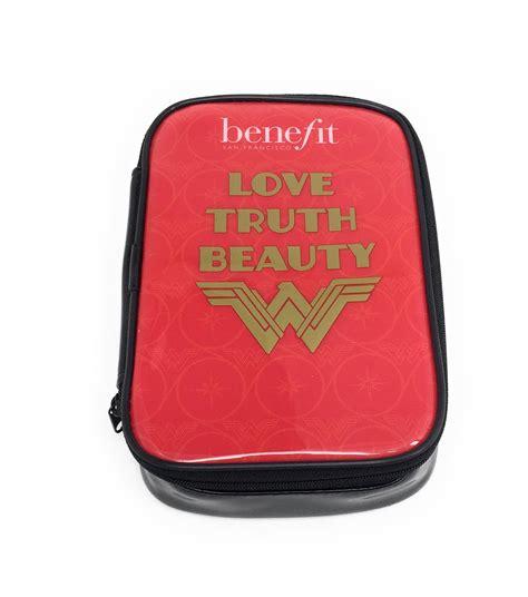 Benefit Cosmetic Bag benefit cosmetics farm makeup bag makeup