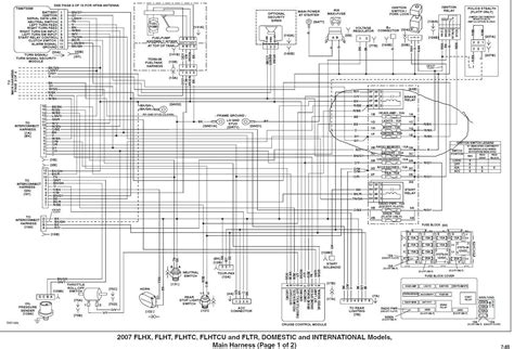 1973 harley sportster wiring diagram wiring diagram with