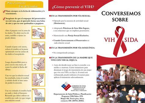 10 datos sobre el vih sida los tiempos salud4to tp sexualidad