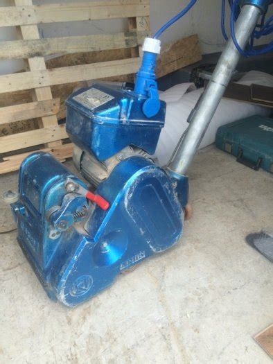 kunzle and tasin floor sander for sale for sale in