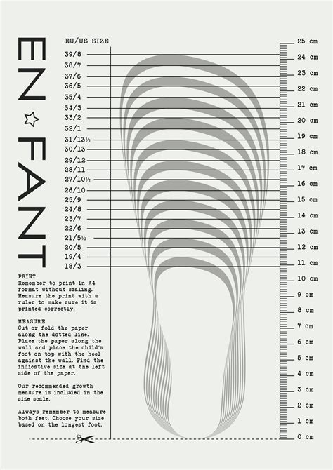 shoe size chart printout 29 images of adult shoe sizing template criptiques with