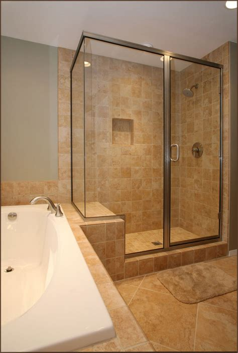 remodeled bathroom showers master bathroom renovation cost decobizz com