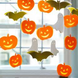Halloween Window Decorations Homemade Spooky Halloween Decoration Ideas And Crafts 2015