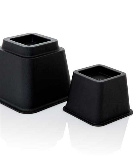 adjustable bed risers malouf adjustable bed risers