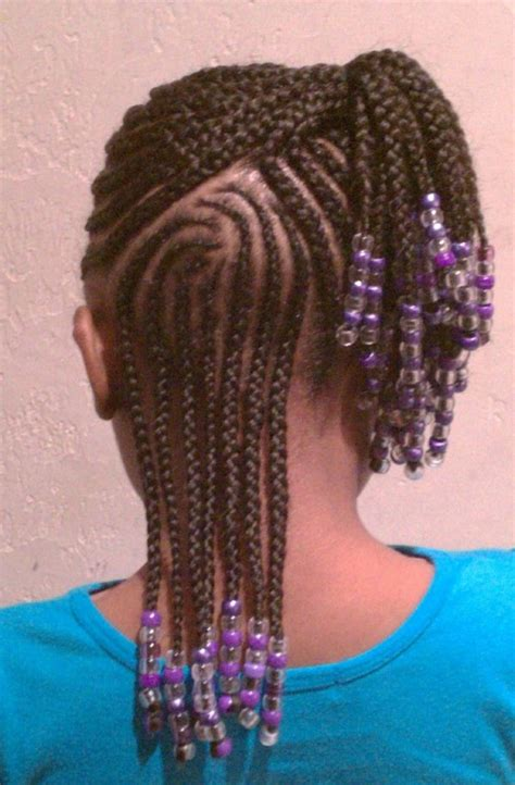kids cornrow hairstyles pictures 32 cool and cute braids for kids with images beautified