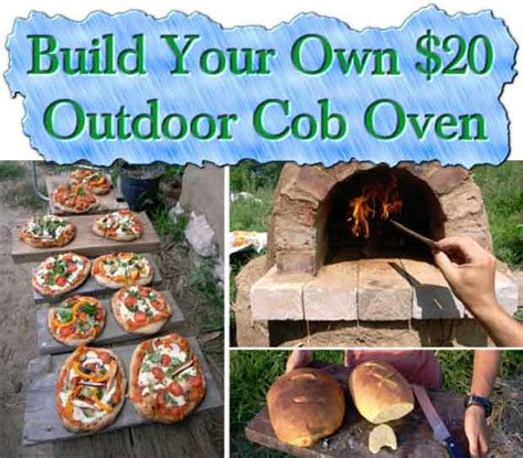 Build Your Own Outdoor by How To Build Your Own 20 Outdoor Cob Oven