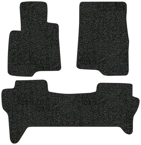 mitsubishi montero floor mats original 1992 2000 mitsubishi montero floor mats 3pc cutpile