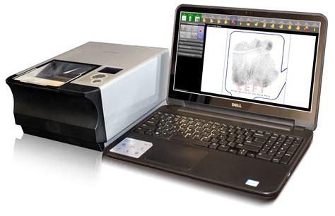 magnesia suprema criminal booking fingerprint scanners