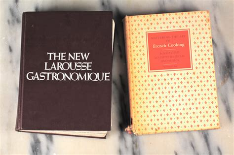 Larousse On Cooking buying cookbooks a look into larousse gastronomique