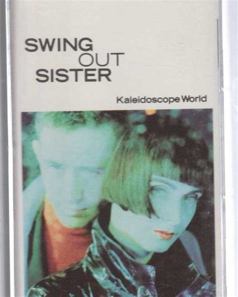 swing out sister kaleidoscope world used cassette swing out sister kaleidoscope world