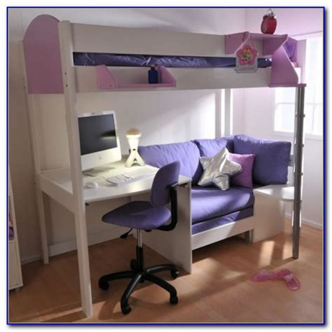 loft bed with desk and stairs loft bed with stairs and desk beds home design ideas