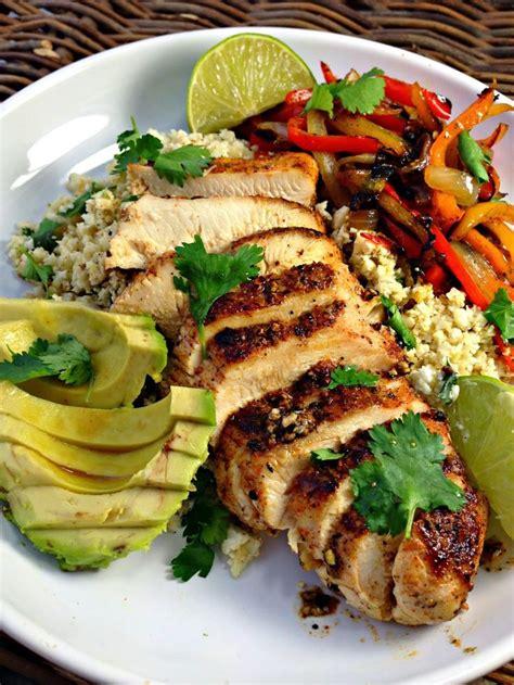 chicken meal food gourmet chicken dinner recipes
