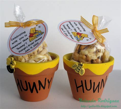 Honey Pot Favors Baby Shower by Yolieville Bridal Shower Favor Part 2 Winnie The Pooh