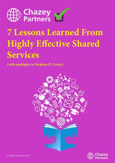 7 Lessons To Learn From Losing Your by 7 Lessons Learned From Highly Effective Shared Services