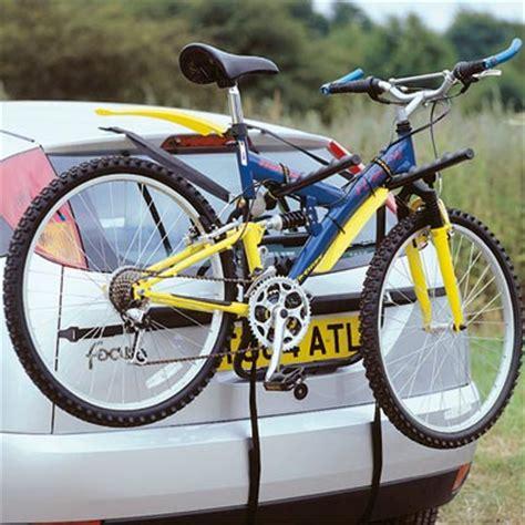 3 bike bicycle carrier rack to fit ford focus hatchback ebay