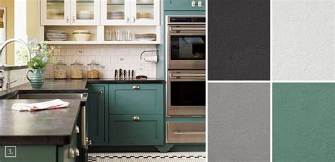 kitchen color scheme ideas a palette guide for kitchen color schemes decor and paint