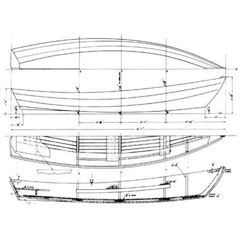 dory skiff boat plans amesbury dory skiff mystic seaport ships plans