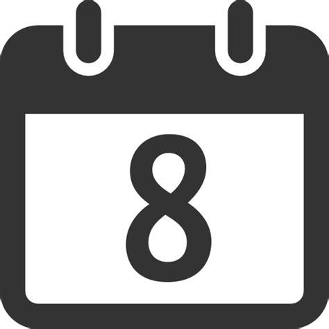 Calendar Icon Vector 8 Calendar Icon Png Images Calendar Icon Circle