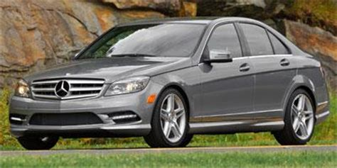 2011 mercedes benz c300 sedan prices & reviews