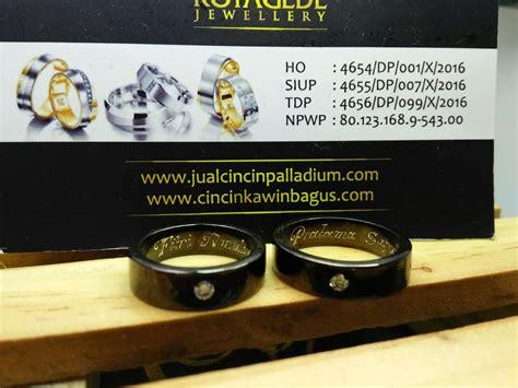 Cincin Nikah Kawin Palladium Item 99 cincin kawin palladium p121bg jual cincin palladium