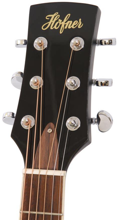 jumbo hängematte hoefner ha jc03 bk gitara elektroakustyczna jumbo cutaway