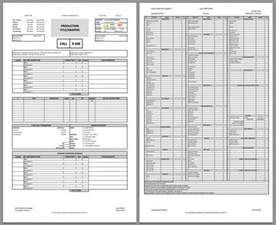 free download call sheet template the only one you ll